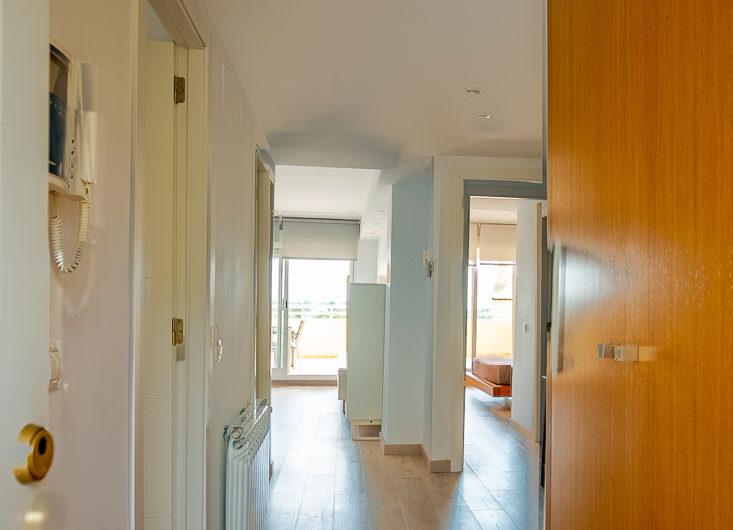 Apartamento en plena naturaleza