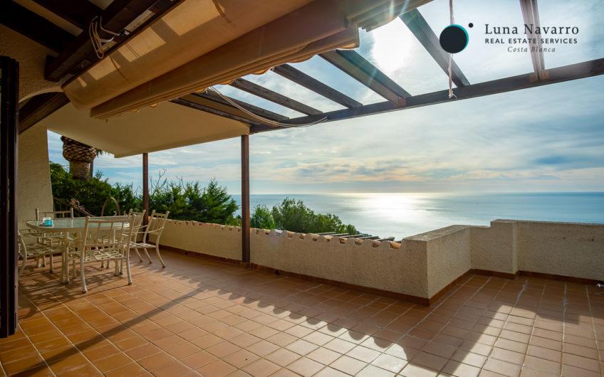 Maravilloso chalet con vistas y casa de invitados- Zona Altea Hills/Altea la Vella.